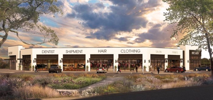 New Shopping Center Opening Minutes from Lakes of Bella Terra