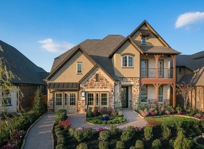 Featured New Home of the Week: Ashton Woods Model