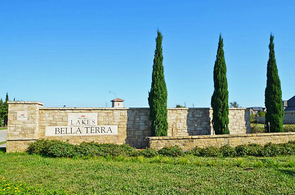 No Flooding in Lakes of Bella Terra