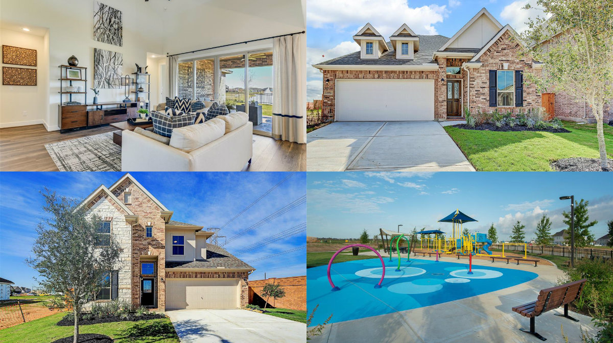 featured homes in fort bend county