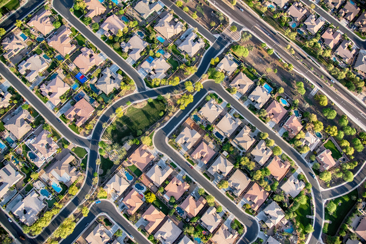 homes record year oct