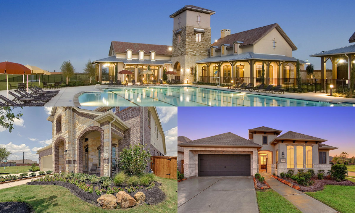 new construction homes fort bend