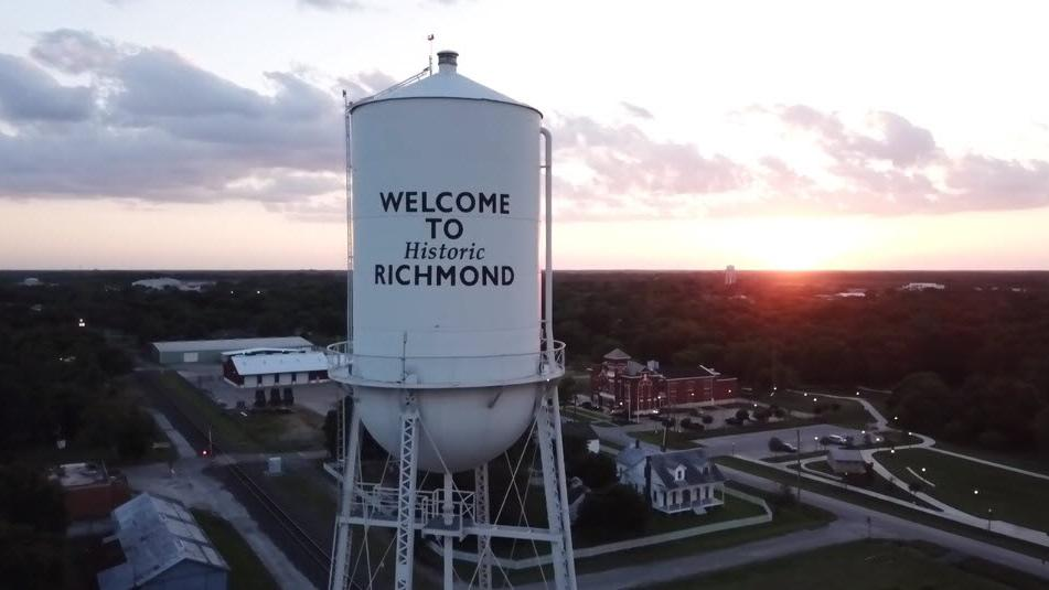 richmond scenic recognized