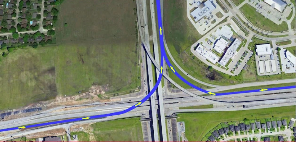 westpark tollway improvement